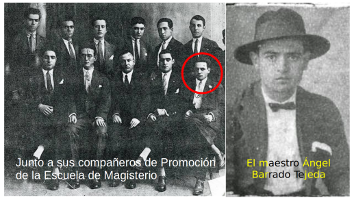 Ángel Barrado Tejeda word press