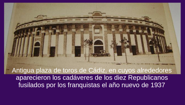 fusilamientos año nuevo 1937 Cádiz word press
