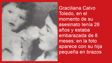 Graciliana Calvo Toledo book word press